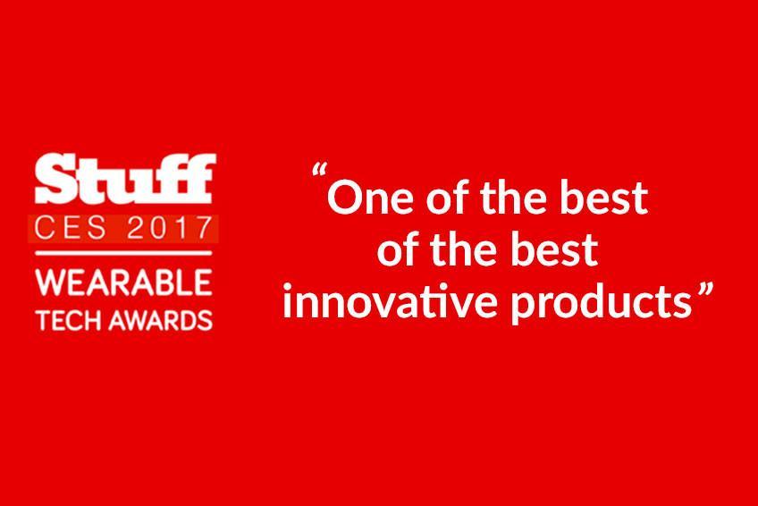 Stuff Innovation Award Winner CES 2017